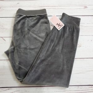 NWT Juicy Couture New Tophat Sweatpant Joggers